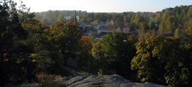 Näkymä lippukalliolta - Från flaggbärget, 2014, K. Lipponen